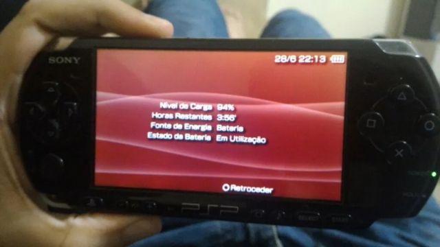 PSP 3001 aceito troca
