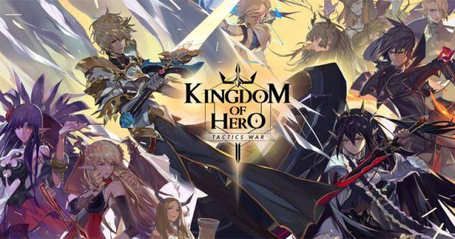 venda Kingdom of Heroes Season 2