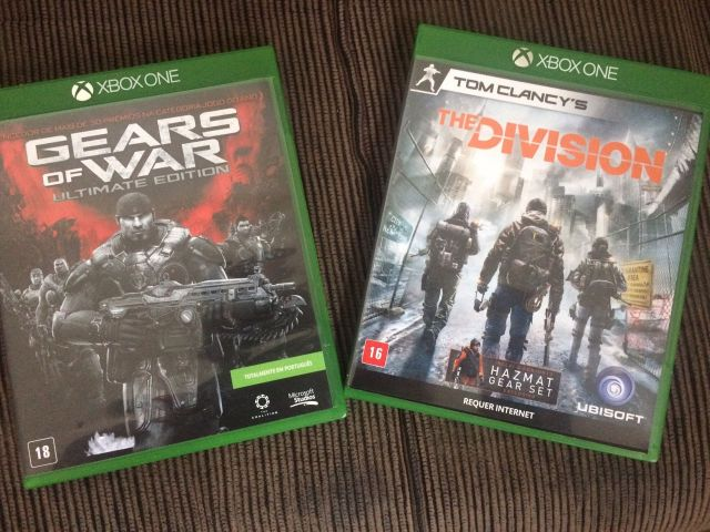 venda The Division + Gears of War Ultimate Edition XOne