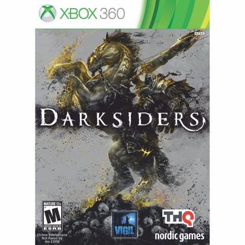 Darksiders Xbox 360 Mídia Física Lacrado Original