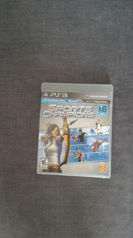 venda SPORTS CHAMPIONS PS3