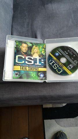 venda CSI -PS3