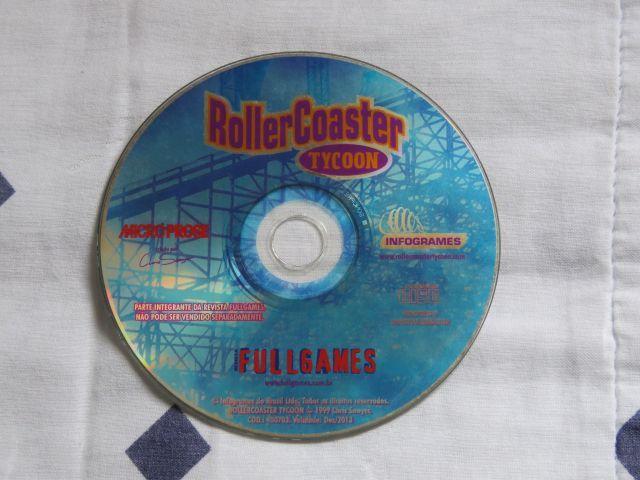 venda RollerCoaster Tycoon - PC