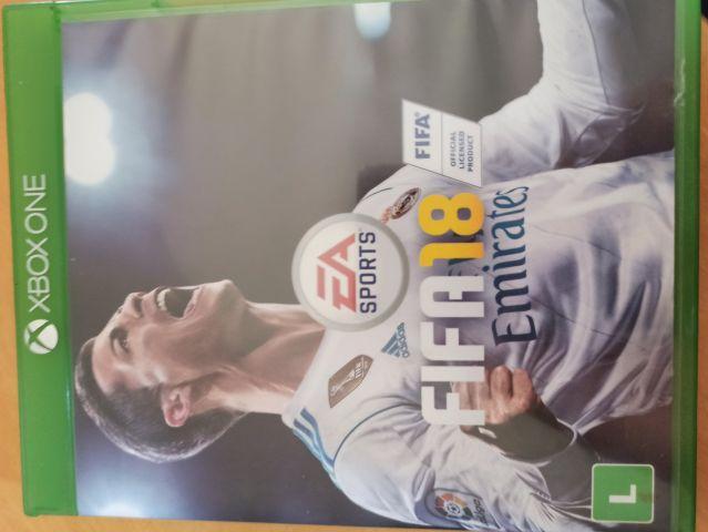 venda Fifa 18 - Xbox One