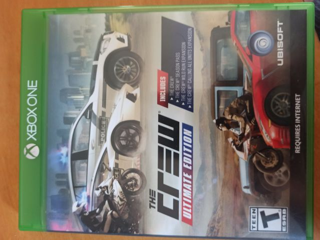 The Crew (Ultimate Edition) - Xbox One