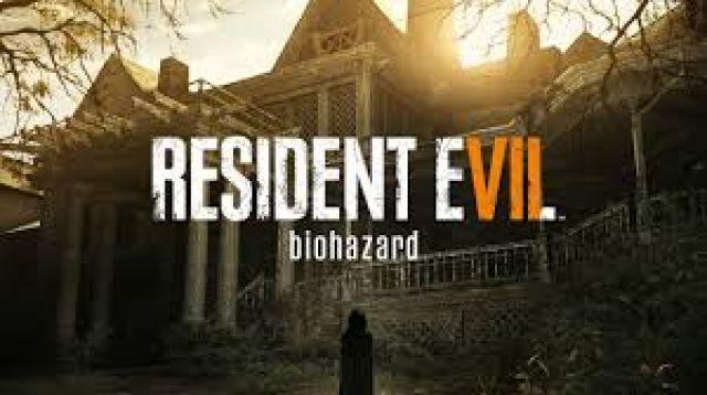 troca Resident evil 7