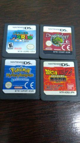 venda Jogos Nintendo DS