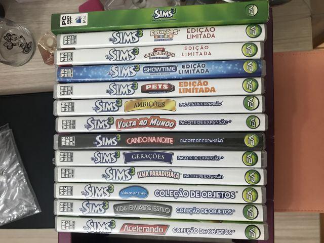 Coleção The Sims 3 - PC