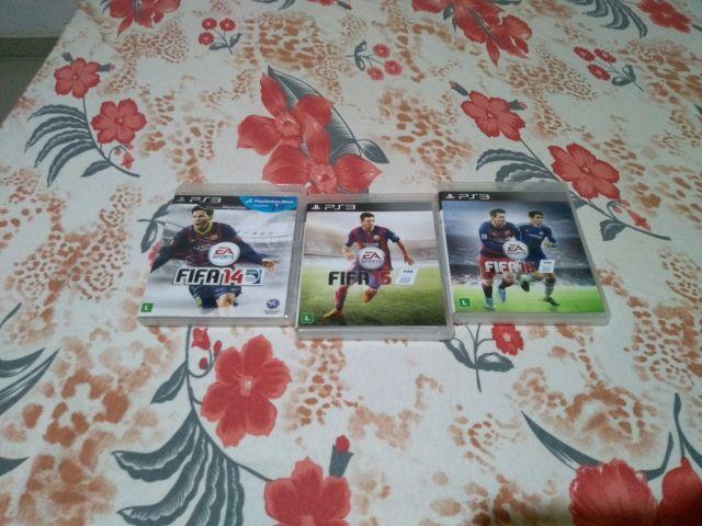 FIFA 14, 15, 16 - PS3