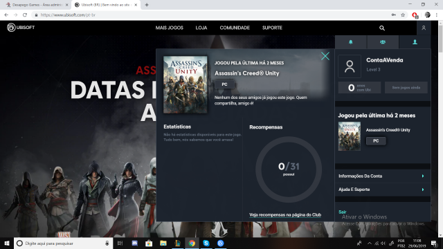 Assassins Creed Unity (UPlay)