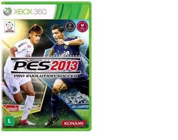 troca  PES 2013 - original para x-box 360