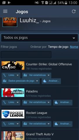 venda Conta da steam com Cs:Go,Gta 5,tomb rainder etc
