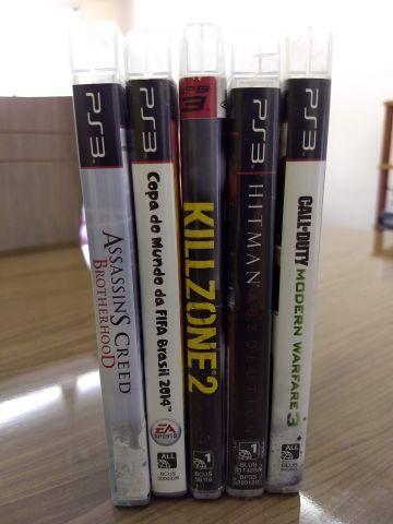 venda Jogos PS3