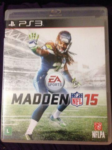 Desapego Games - Jogo NFL 15 PS3 - PlayStation 3