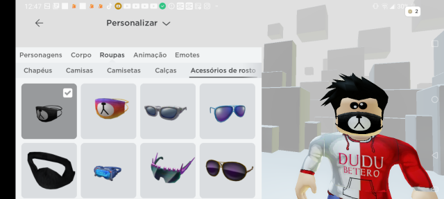 Desapego Games - Conta do roblox antiga - Xbox 360, Android, Xbox One, PC