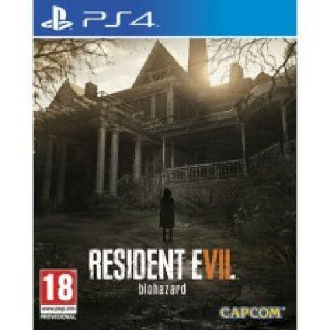 troca Resident Evil 7 biohazard