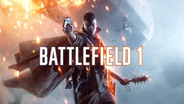 Conta Origin com game Battlefield 1