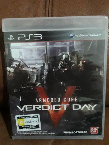 ARMORED CORE VERDICT DAY PS3 LACRADO
