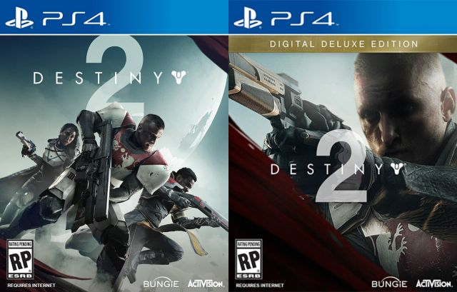 venda Destiny II