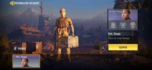 venda Conta Call of Duty Mobile