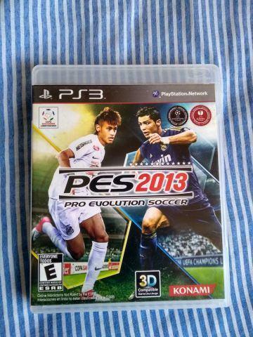 PS3 - PES 2013