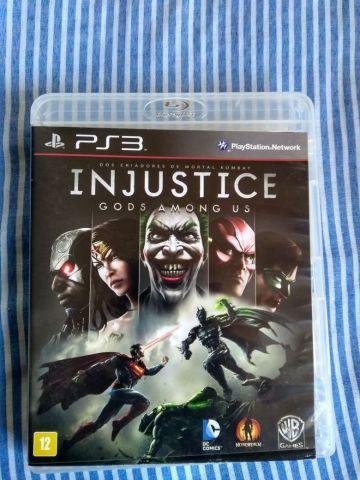 venda PS3 - Injustice: Gods among us