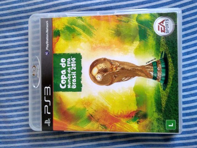 PS3 - Copa do mundo FIFA 2014