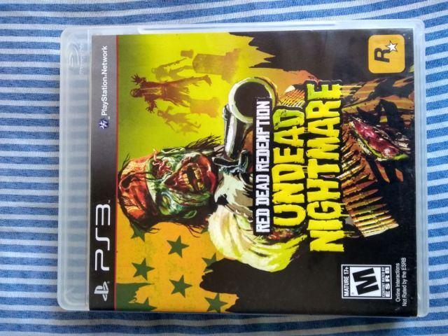 venda PS3 - Red dead redemption: Undead Nightmare