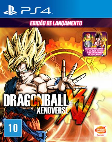 Dragon Ball Z Xenoverse 1 Ps4 Português Mídia Físi