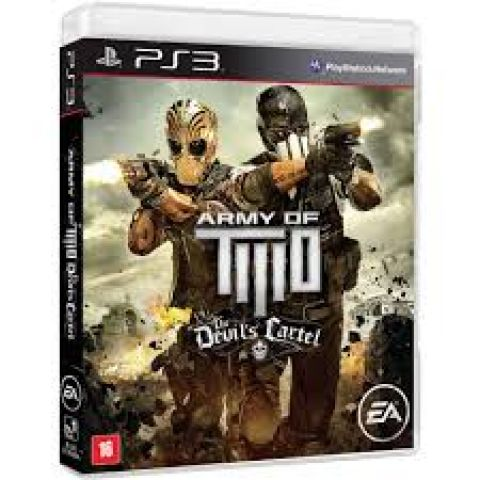 troca ARMY of TWO - The Devills Cartel