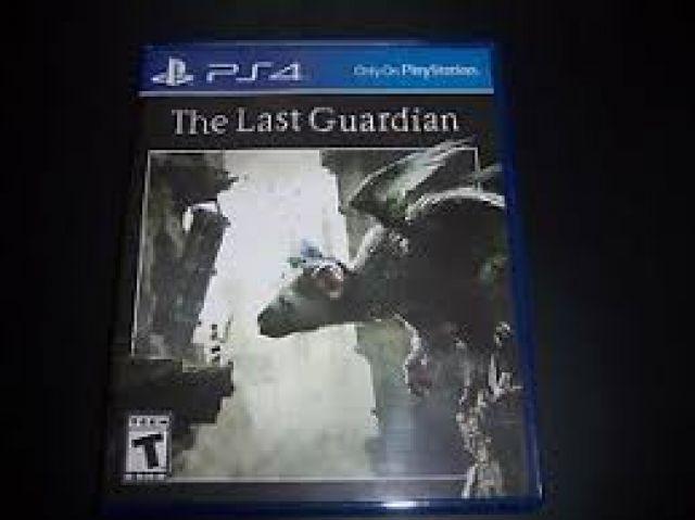 troca the last guardian