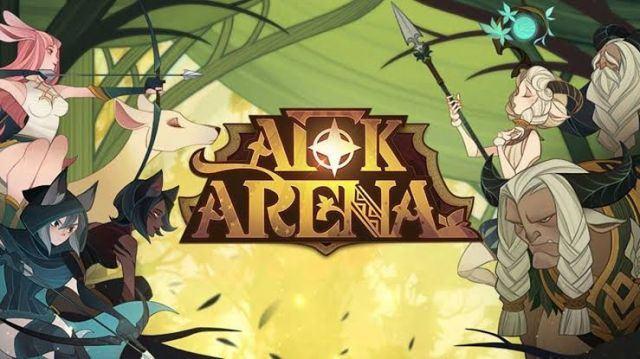 Procuro conta do Jogo AFK ARENA