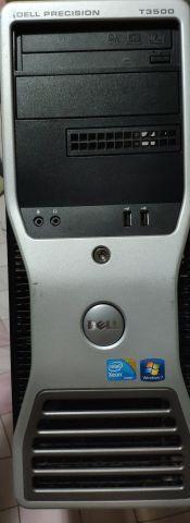 venda DELL precision t3500 - 40g de memoria- SSD 240G