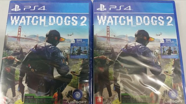 Watch Dogs 2 - Ps4 - Midia Fisica - Pt-br