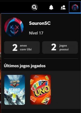venda Uplay/Ubsoft