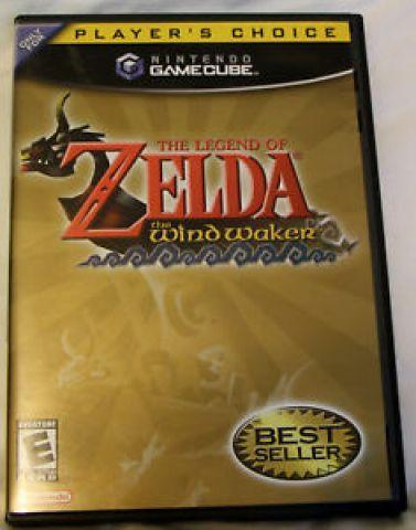 Desapego Games - The Legend of Zelda: The Wind Waker - GameCube - GameCube