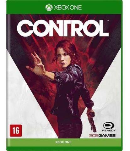 venda Control - XBOX One Mídia Física!