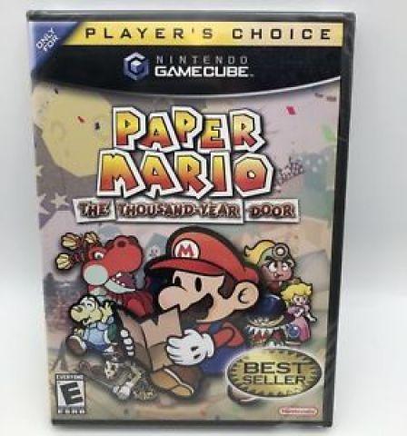 venda Paper Mario: The Thousand-Year Door - GameCube