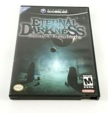 Eternal Darkness: Sanitys Requiem Original - GC