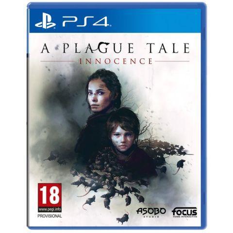 A Plague Tale: Innocence (Mídia Física) - PS4