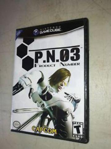 P.N.03 Original - GameCube