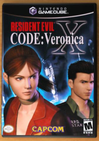 Desapego Games - Resident Evil Code: Veronica - GameCube - GameCube