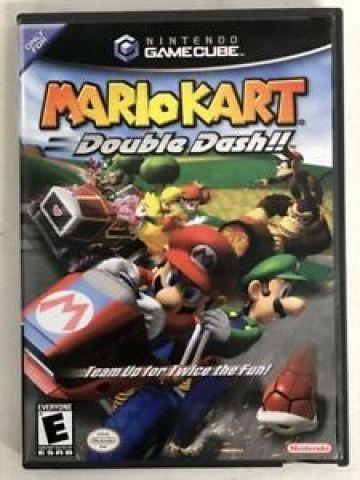 Desapego Games - Mario Kart: Double Dash!! - GameCube - GameCube