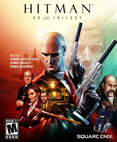 Hitman - HD Trilogy