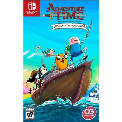 troca Adventure Time Pirates of the Enchiridion