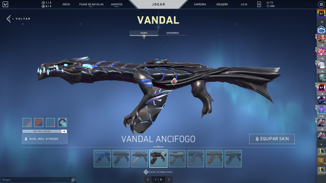 Desapego Games - Vendo conta Valorant com várias skins (promoção) - Outros, PC