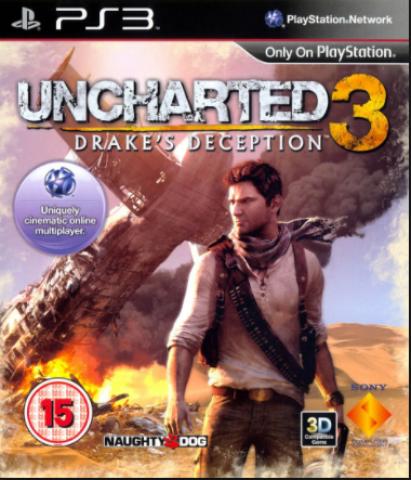 venda Uncharted 3