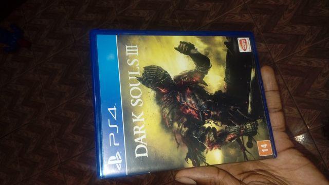 troca Darks Souls 3 - PS4