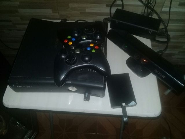 Xbox 360 desbloqueado rgh