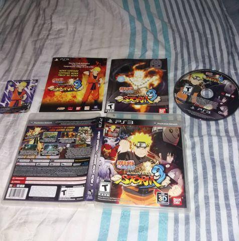 venda Naruto Ultimate Ninja Storm 3